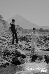 Twins - Enya Ramírez & Axel Ramírez - Magma Management (MEX), photographed by Alejandro Romero